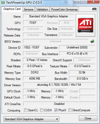 Force ATI Bios update   card not recognized by ATIflash | AnandTech