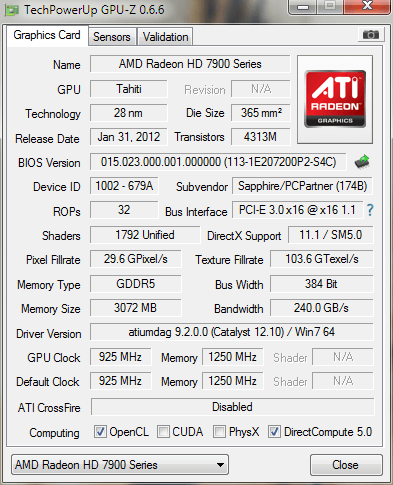 Amd radeon 7900 driver for mac