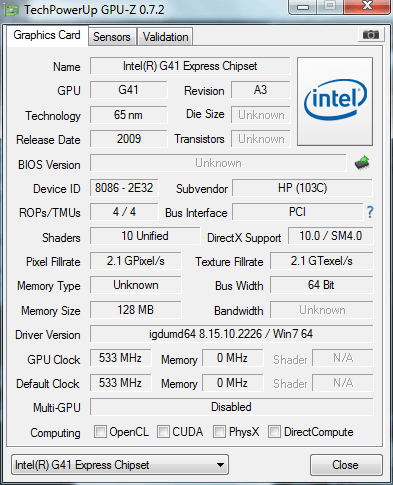Intel 82865g Graphics Controller Driver Download Free