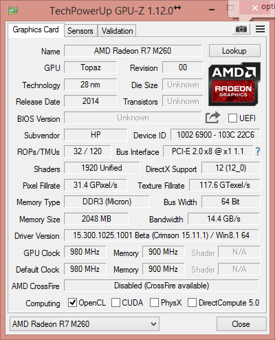 How to enable amd crossfire? - HP Support Community - 5822502